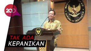 Formula E Ditunda Imbas Corona, Mahfud Md: Jakarta Aman