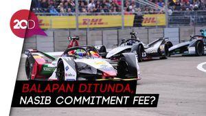 Formula E Ditunda, Bagaimana Nasib Commitment Fee Rp 360 M?