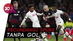Gokil! RB Leipzig Bantai Tottenham Hotspur 3-0