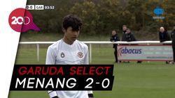 Tanpa Bagus Kahfi, Garuda Select Kalahkan Bournemouth U-18