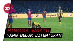 Liga Malaysia Disetop Imbas Wabah Corona
