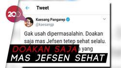 Ibu Jokowi Dihina di Medsos, Ini Respons Kaesang