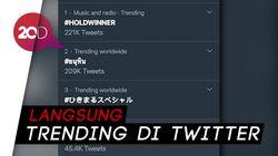 Rilis Hold, WINNER Sempat Trending Topic di Twitter