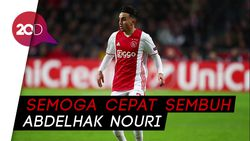 Koma Selama 3 Tahun, Abdelhak Nouri Akhirnya Bangun