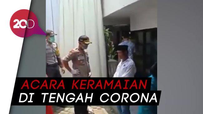 Video Polisi Marah-Marah Bubarkan Arisan Guru di Jember