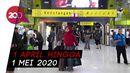 Gegara Corona, 28 Keberangkatan Kereta dari Jakarta Dibatalkan Selama Sebulan