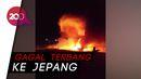Pesawat Lionair Terbakar di Manila, 8 Orang Tewas