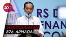 Jokowi: 14.000 Warga Jabodetabek Mudik Naik Bus dalam 8 Hari
