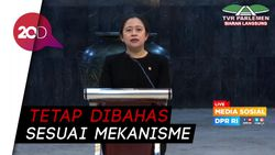 Di Tengah Pandemi Corona, DPR Pastikan Pembahasan Omnibus Law Jalan