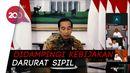 Jokowi: Pembatasan Sosial Berskala Besar Akan Lebih Tegas!