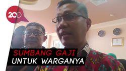 Wali Kota Kendari Sumbangkan Gajinya 6 Bulan untuk Penanganan Corona