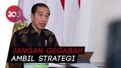 Jokowi Belajar dari Negara Lain Tangani Corona, Bukan Asal Tiru