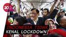 Luhut : Tak Semua Negara Berhasil Terapkan Lockdown