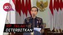 Jokowi Tetapkan Status Kedaruratan Kesehatan Masyarakat