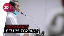 Jokowi: Darurat Sipil Disiapkan Bila Kondisi Abnormal