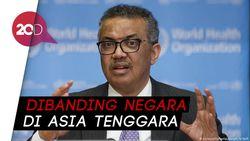 Angka Kematian Akibat COVID-19 di Indonesia Tinggi, WHO Beri Arahan