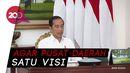 Jokowi Minta Permenkes Tentang PSBB Kelar 2 Hari