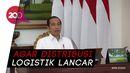 Jokowi Minta Mendagri Tegur Kepala Daerah yang Blokir Jalan