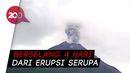 Video Erupsi Merapi, Semburkan Abu Setinggi 3000 Meter