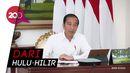 Jokowi Minta Siapkan Skenario Komprehensif soal Mudik