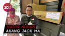 Bantuan Masker dan APD dari Jack Ma Sudah Tiba di Jawa Barat