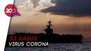 Kapal US Navy Terpapar Corona, Ribuan Pelaut Dievakuasi