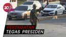 Duterte: Pelanggar Lockdown Filipina Akan Ditembak Mati