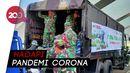 TNI dan ACT Operasi Bersama Distribusikan 1.000 Ton Beras Gratis