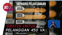 PLN Siap Laksanakan Perintah Jokowi Gratiskan Listrik 3 Bulan