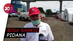 Soal PSBB ala Jokowi, JK Anggap Efektif Jika Ada Sanksi
