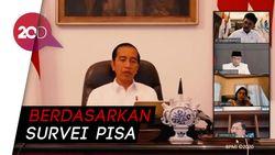 Jokowi soal Masalah Pendidikan: Mengulang hingga Membolos
