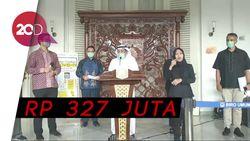 Pemprov DKI Terima Bantuan Liga Muslim Dunia Untuk Tangani Corona