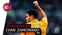 Raul Jimenez Lebih Oke Dibanding Benzema