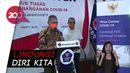 Pemerintah Haruskan Masyarakat Memakai Masker Bila di Luar Rumah