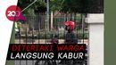 Pria Ini Kepergok Onani di Pinggir Jalan di Jaktim