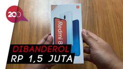 Unboxing Redmi 8A Pro, Ponsel Murah dengan 2 Kamera Belakang