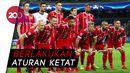 Bayern Gelar Latihan di Tengah Pandemi Virus Corona