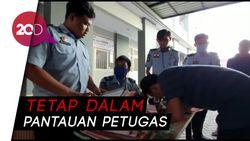 Cegah Penularan Corona, 236 Napi di Makassar Dibebaskan Melalui Asimilasi