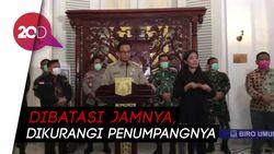 Simak Aturan Transportasi Umum di Jakarta Saat PSBB!