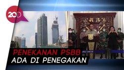 Catat! PSBB DKI Jakarta Efektif Mulai 10 April 2020