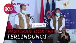 Gugus Tugas Covid-19 Siapkan 7.000 APD untuk Dokter Gigi dan THT