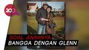 Postingan Haru Mutia Ayu Istri Glenn Fredly
