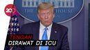 Trump Doakan PM Inggris yang Masuk ICU karena Corona