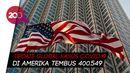 Update Global: Kasus Covid-19 di Amerika Tembus 400.549