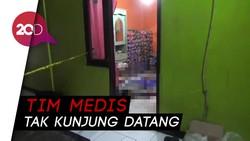 Miris! Petugas Evakuasi Jenazah Diduga Terinfeksi Virus Corona Tanpa APD