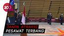 TNI AU Gelar Upacara HUT ke-74 di Tengah Pandemi Corona