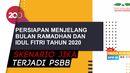 Ada PSBB, Bulog Siapkan Stok Pangan Lewat Pengadaan Dalam Negeri