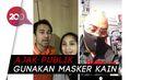 Raffi Ahmad-Deddy Corbuzier Ikut Gerakan #MaskerKainUntukSemua
