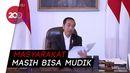 Jokowi Pastikan ASN, TNI-Polri, Pegawai BUMN Dilarang Mudik