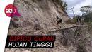 Tanah Longsor Putus Akses Jalan Mamasa-Tana Toraja